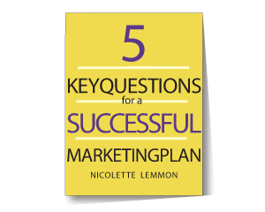 5 Key Strategy Questions Book Cover